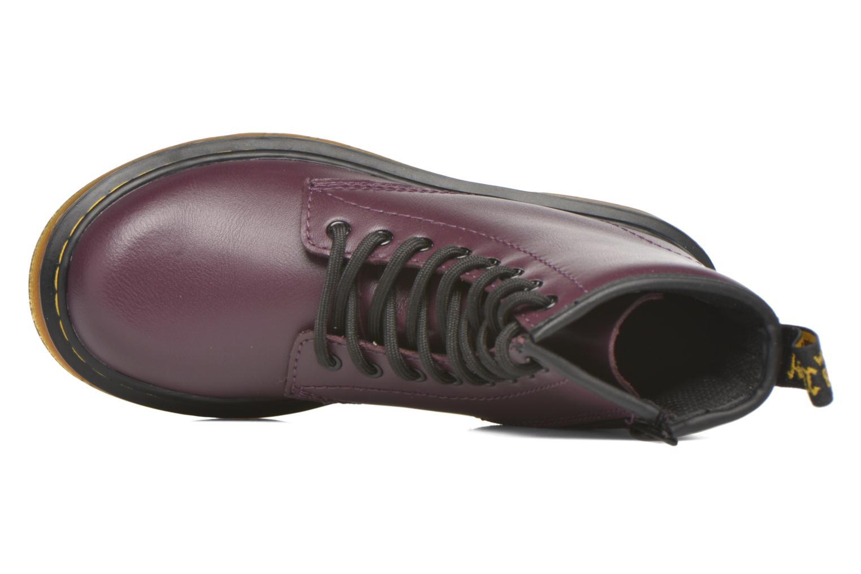 Boots en enkellaarsjes Dr. Martens 1460 J Paars links