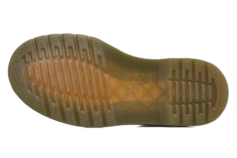 Stiefeletten & Boots Dr. Martens Juniors Delaney Lace boot lila ansicht von oben