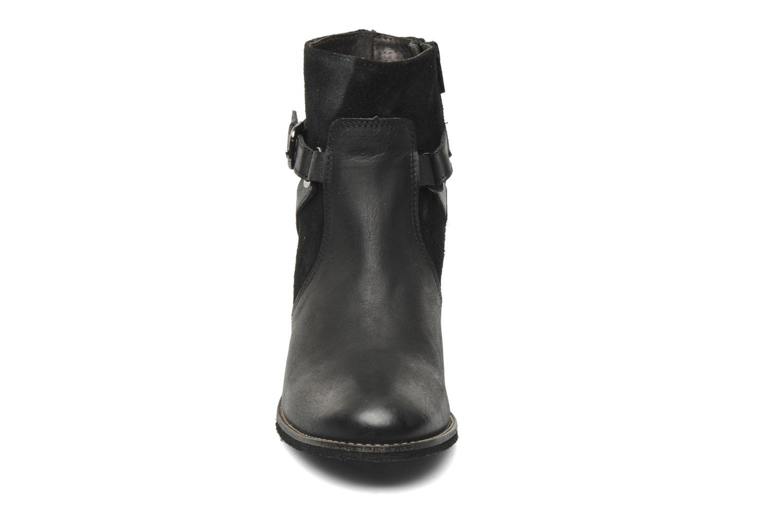Boots en enkellaarsjes Addict-Initial Chandail Zwart model