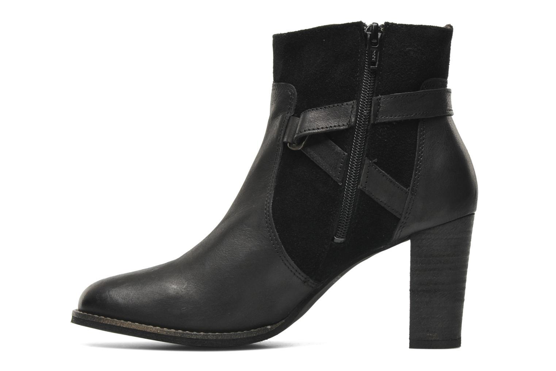 Boots en enkellaarsjes Addict-Initial Chandail Zwart voorkant
