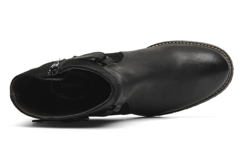 Boots en enkellaarsjes Addict-Initial Chandail Zwart links