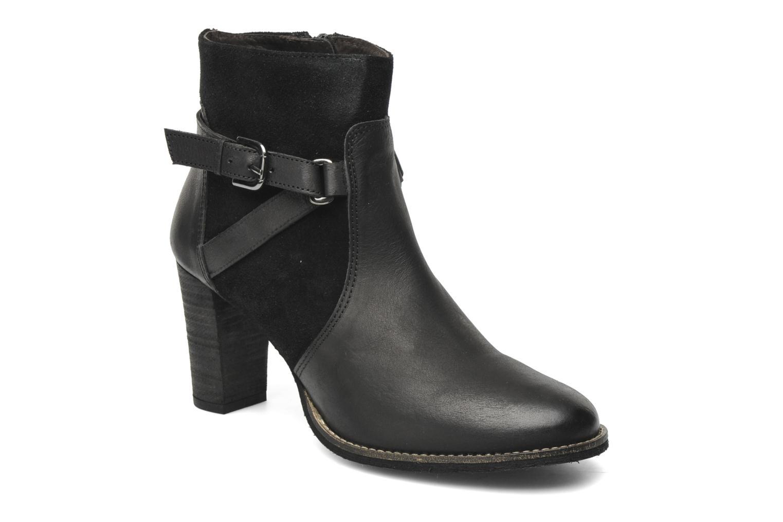 Boots en enkellaarsjes Addict-Initial Chandail Zwart detail
