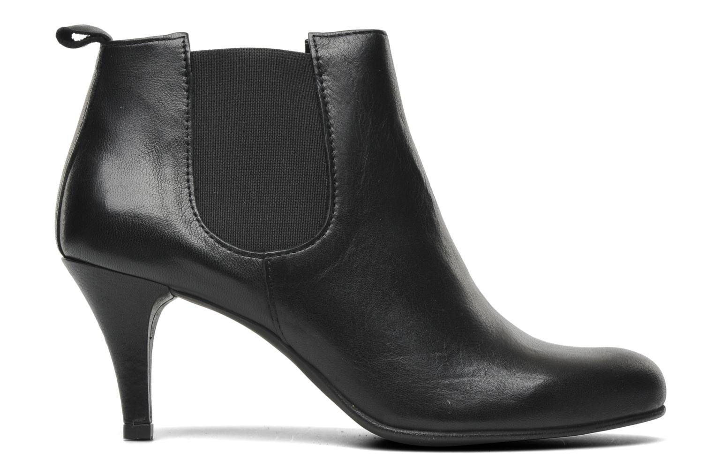 Bottines et boots Georgia Rose Leipoa Noir vue derrière