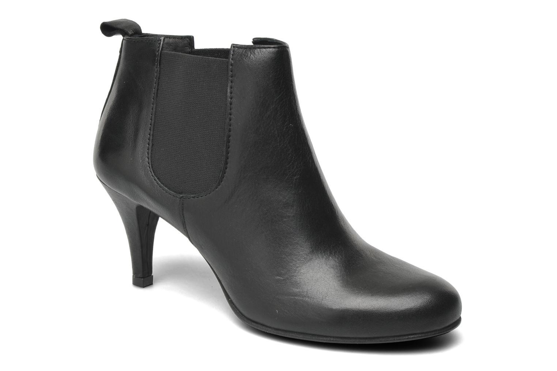 Bottines et boots Georgia Rose Leipoa Noir vue détail/paire