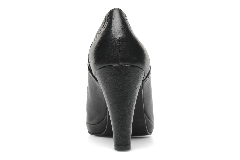 Linotte Cuir noir