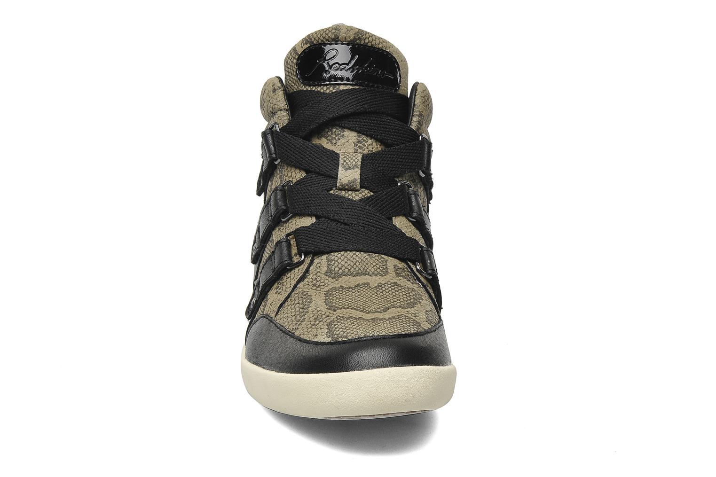 Baskets Redskins Glissan Noir vue portées chaussures