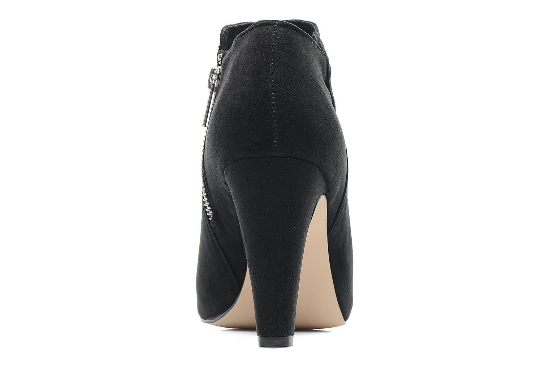 Bottines et boots La Strada NMinma Noir vue droite