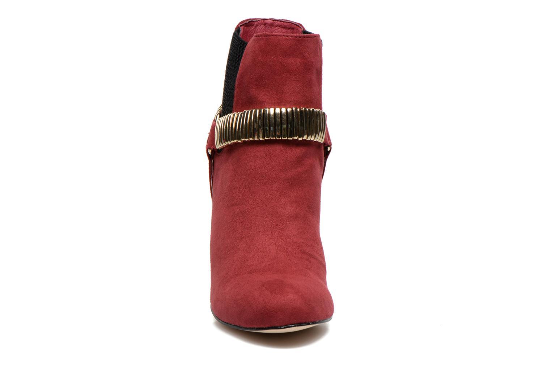Bottines et boots La Strada BMtrissa Rouge vue portées chaussures