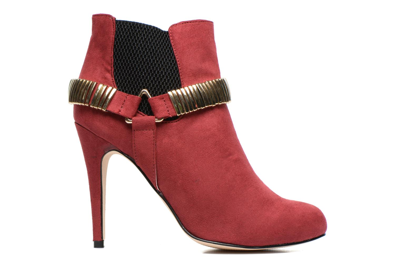 Bottines et boots La Strada BMtrissa Rouge vue derrière