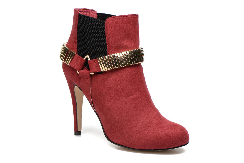 Bottines et boots La Strada BMtrissa Rouge vue détail/paire