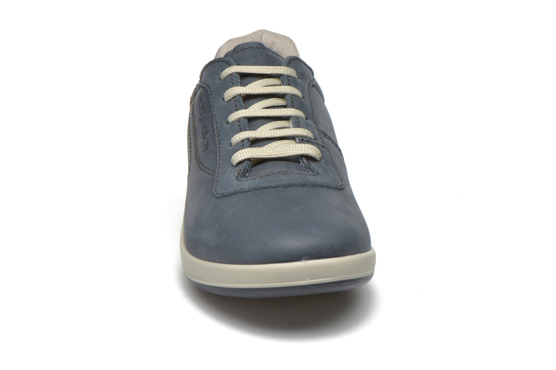 Baskets TBS Easy Walk Anyway Bleu vue portées chaussures