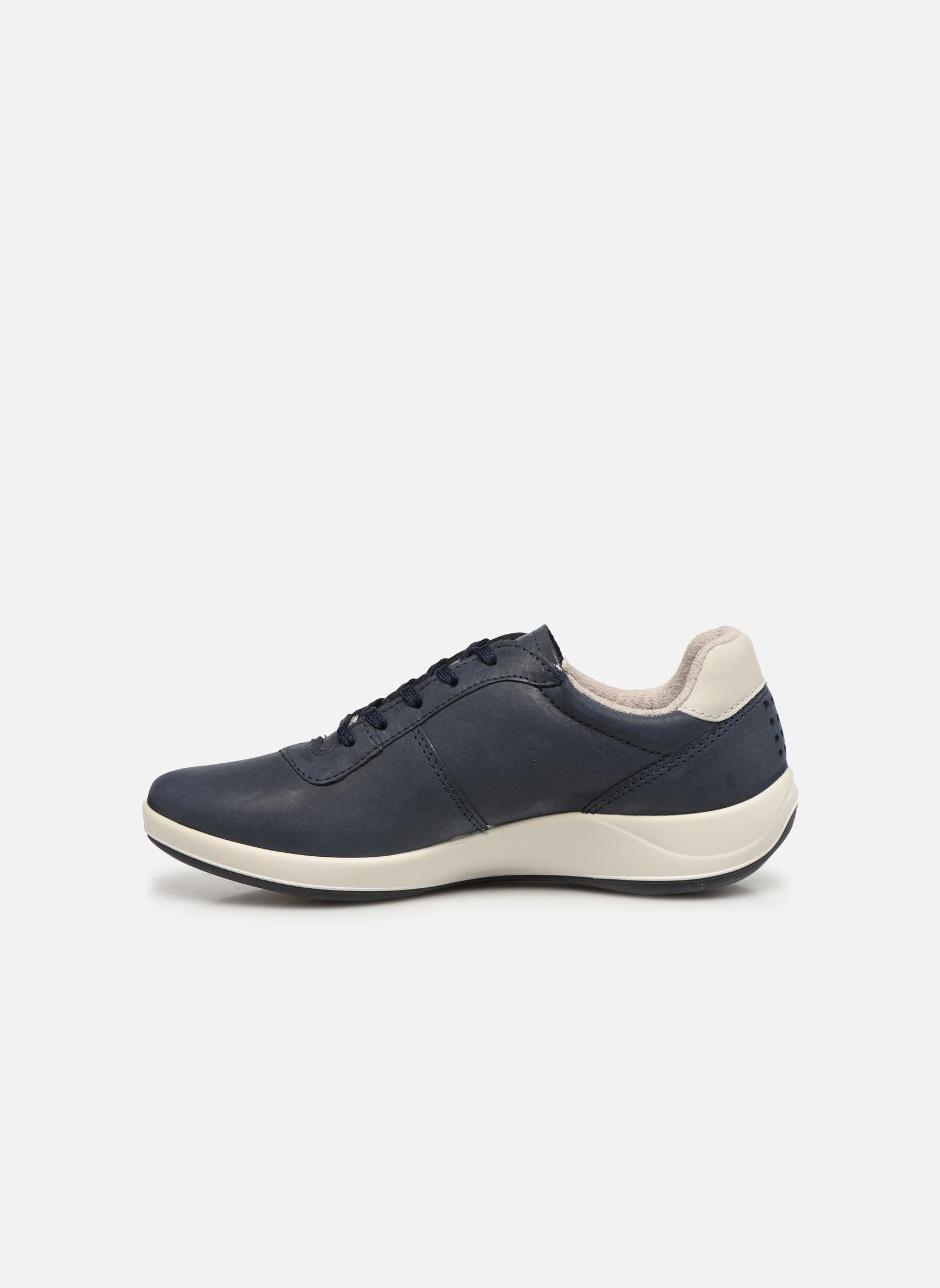 Sneaker TBS Easy Walk Anyway blau ansicht von vorne