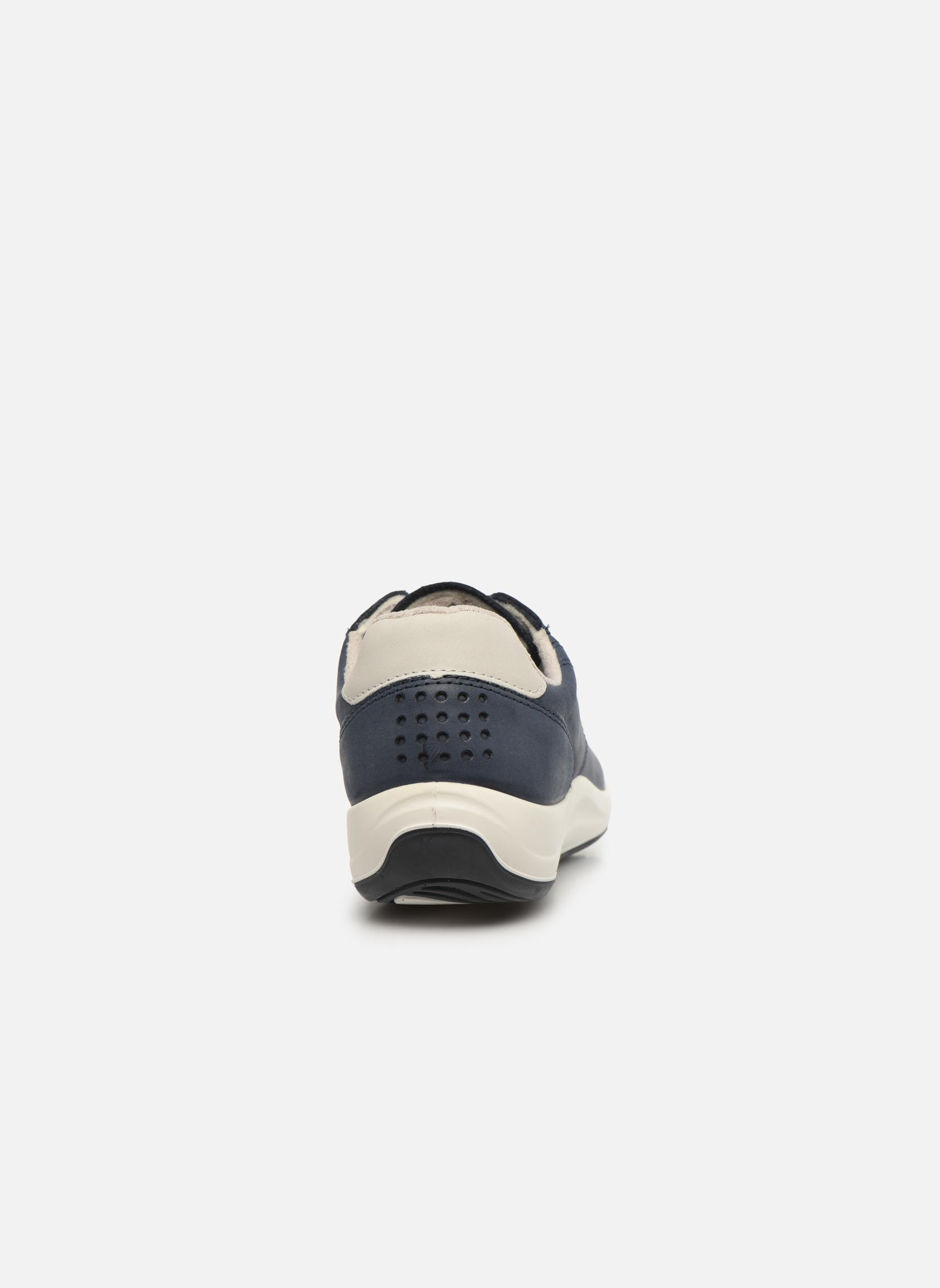 Sneaker TBS Easy Walk Anyway blau ansicht von rechts