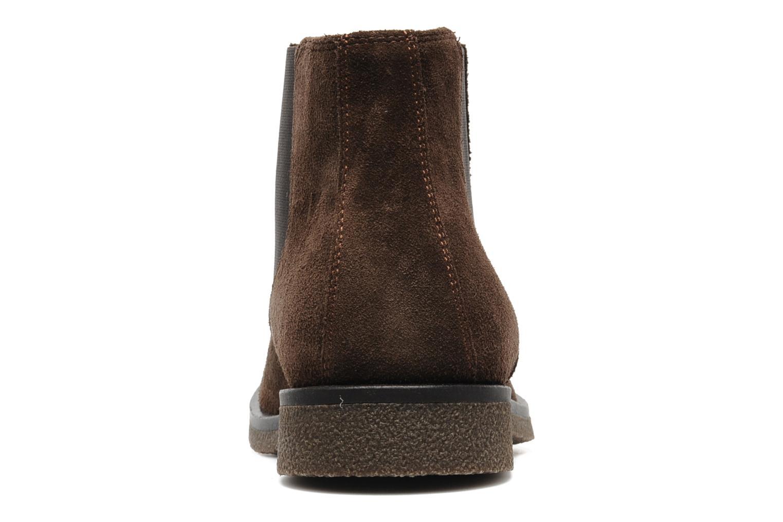 Boots en enkellaarsjes Geox U CLAUDIO G Bruin rechts