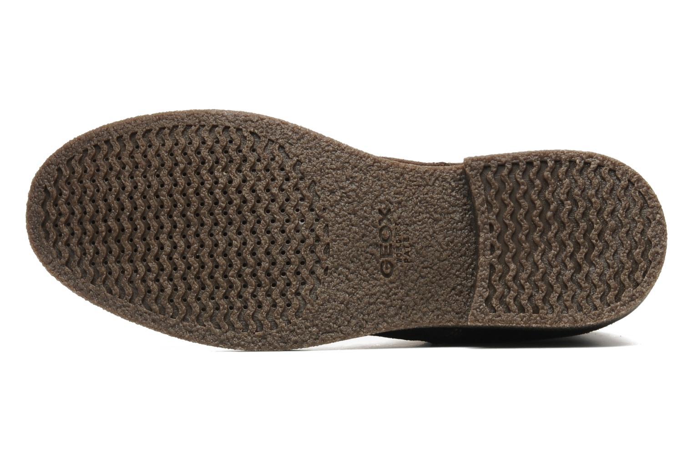 Boots en enkellaarsjes Geox U CLAUDIO G Bruin boven