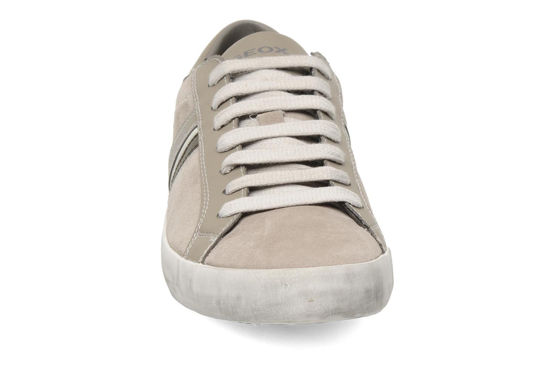 Sneakers Geox U SMART N Grijs model