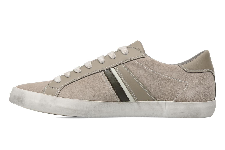 Sneakers Geox U SMART N Grijs voorkant