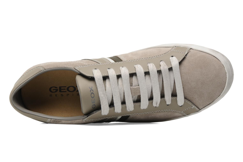 Sneakers Geox U SMART N Grijs links