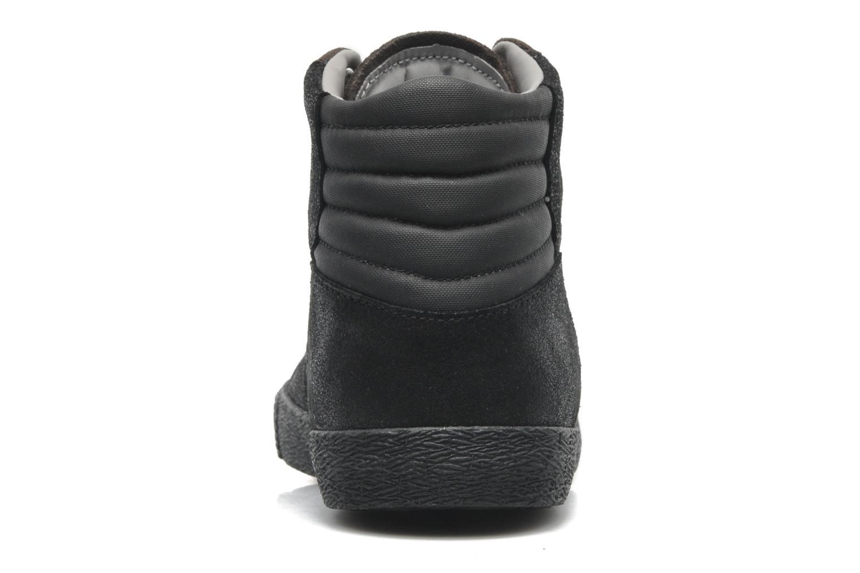 Baskets Geox U SMART R Noir vue droite