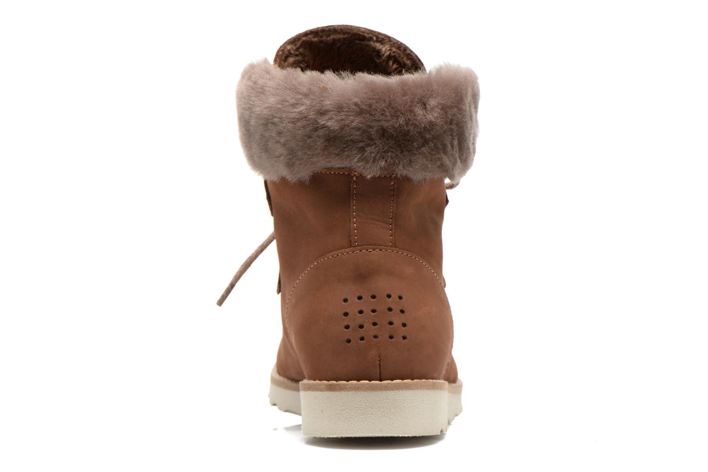 Stiefeletten & Boots TBS Ariana braun ansicht von rechts