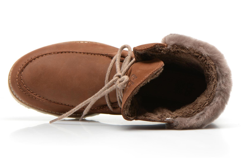 Boots en enkellaarsjes TBS Ariana Bruin links
