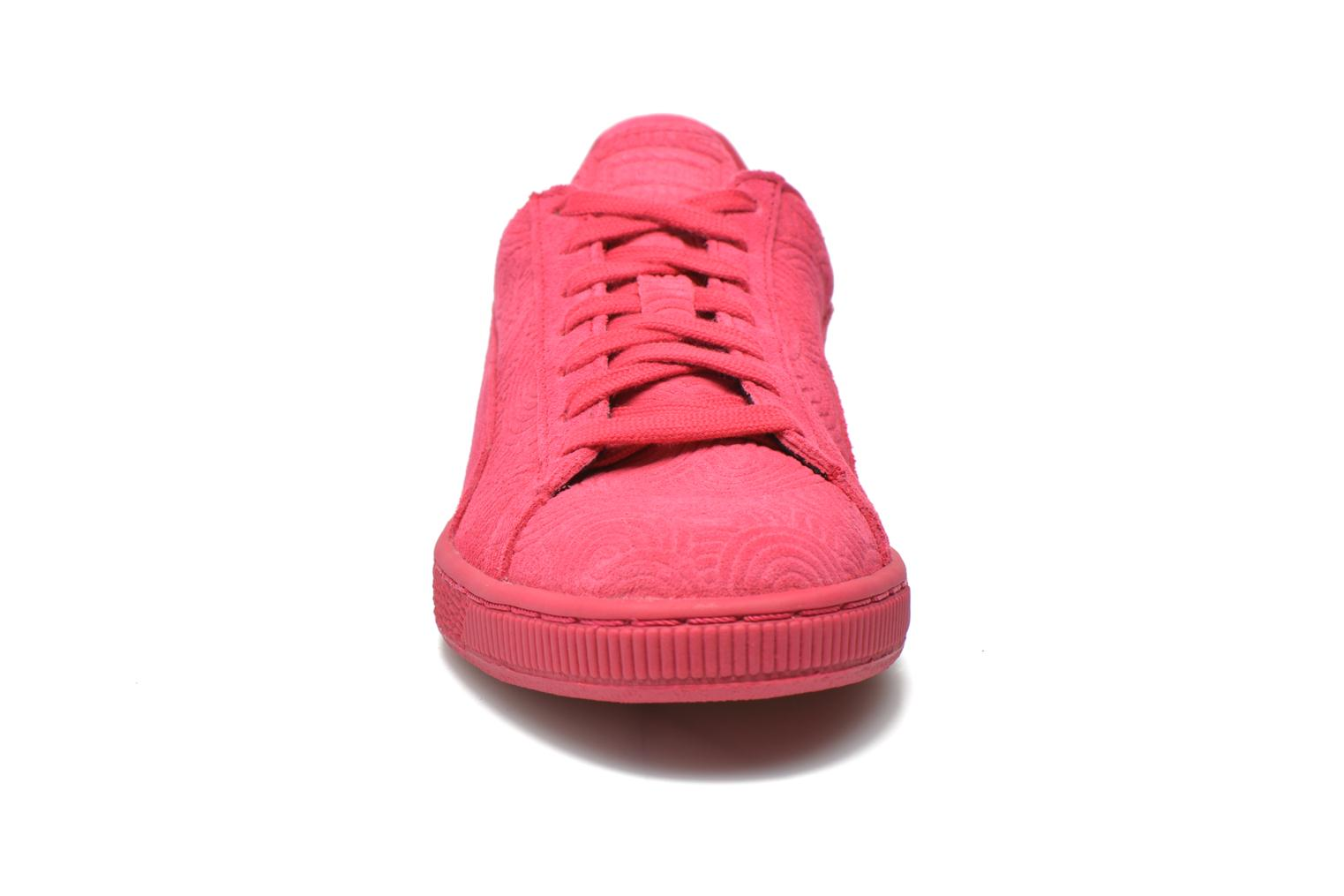 Sneakers Puma Suede Classic Wn's Roze model