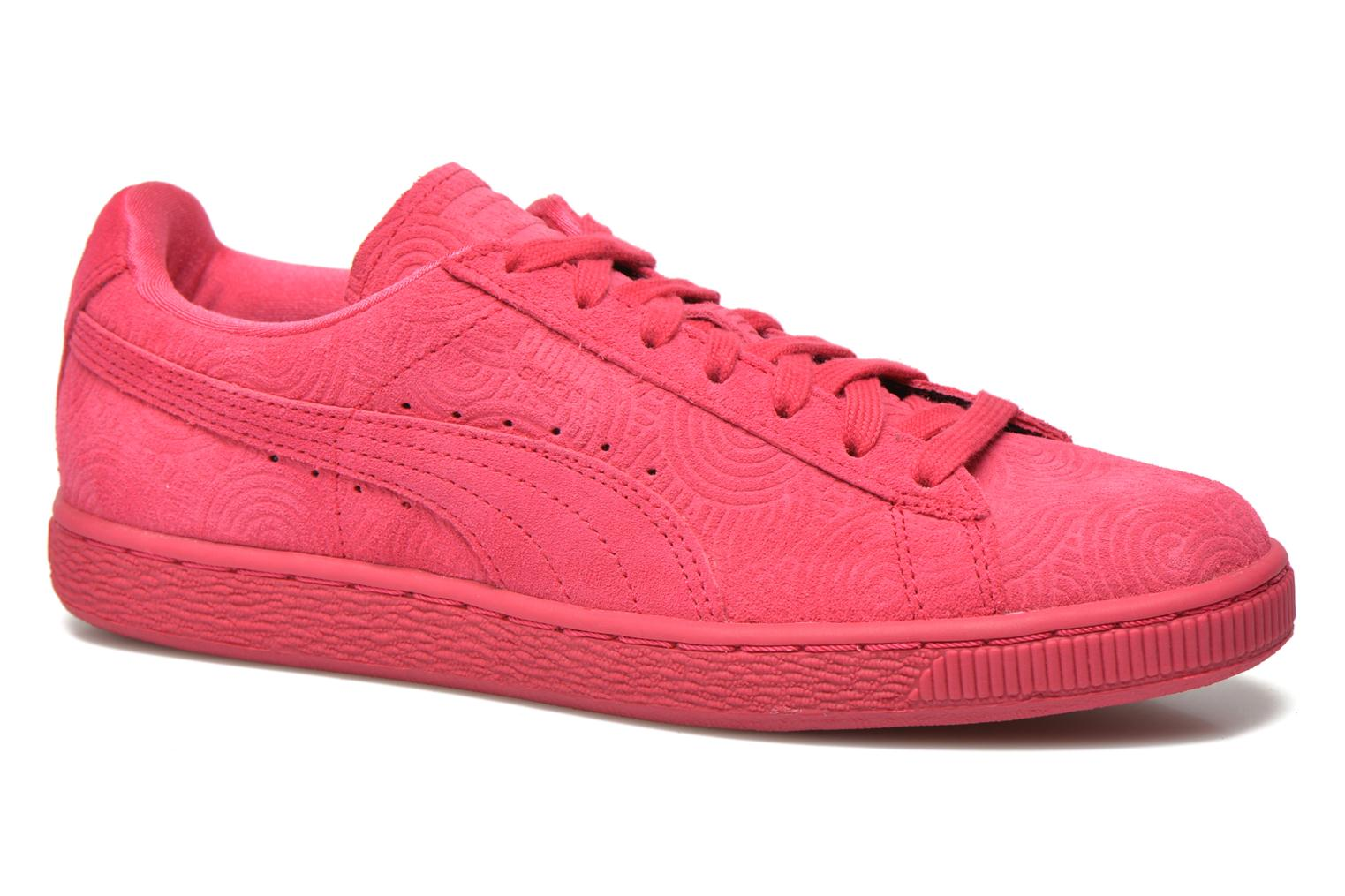 Suede Classic Wn's Col Rose