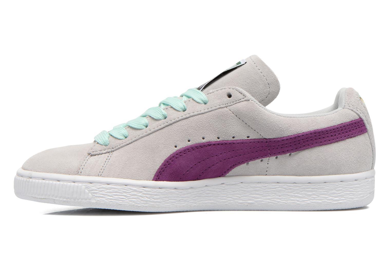 Sneakers Puma Suede Classic Wn's Grijs voorkant