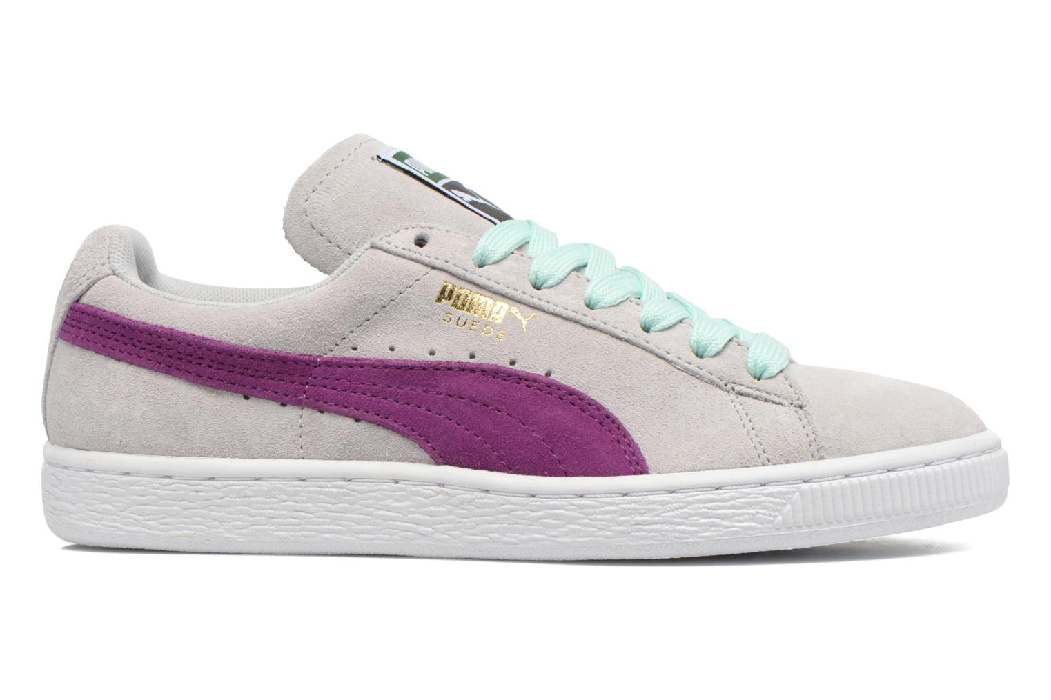Sneakers Puma Suede Classic Wn's Grijs achterkant
