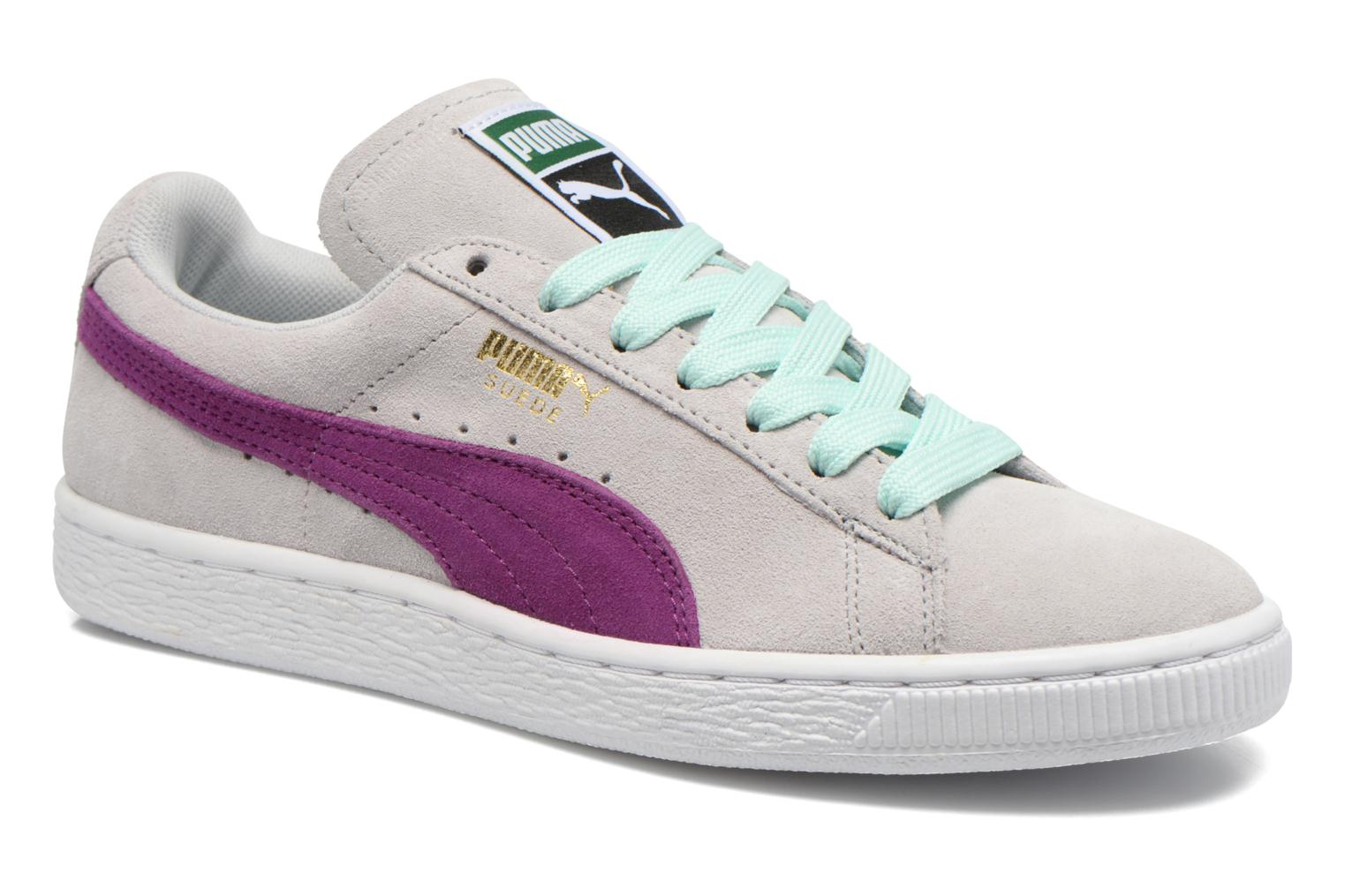 Sneakers Puma Suede Classic Wn's Grijs detail