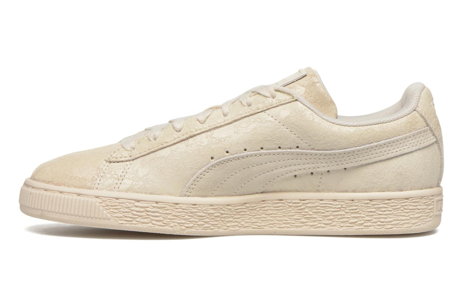 Trainers Puma Suede Classic Wn's Beige front view