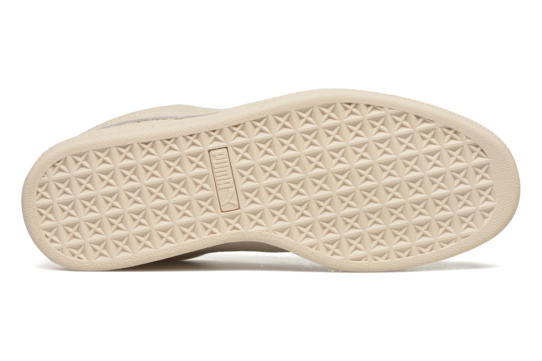 Sneaker Puma Suede Classic Wn's beige ansicht von oben