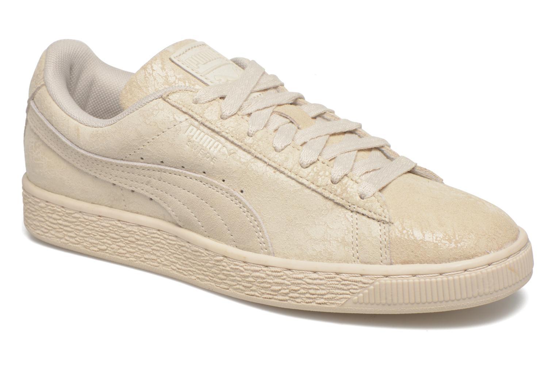 puma suede sneakers beige