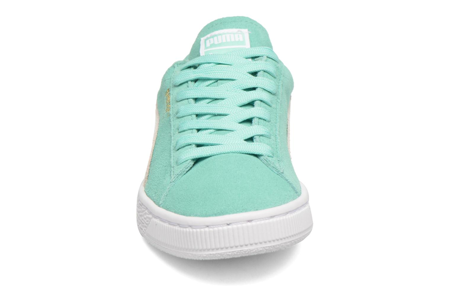 Trainers Puma Suede Classic Wn's Green model view