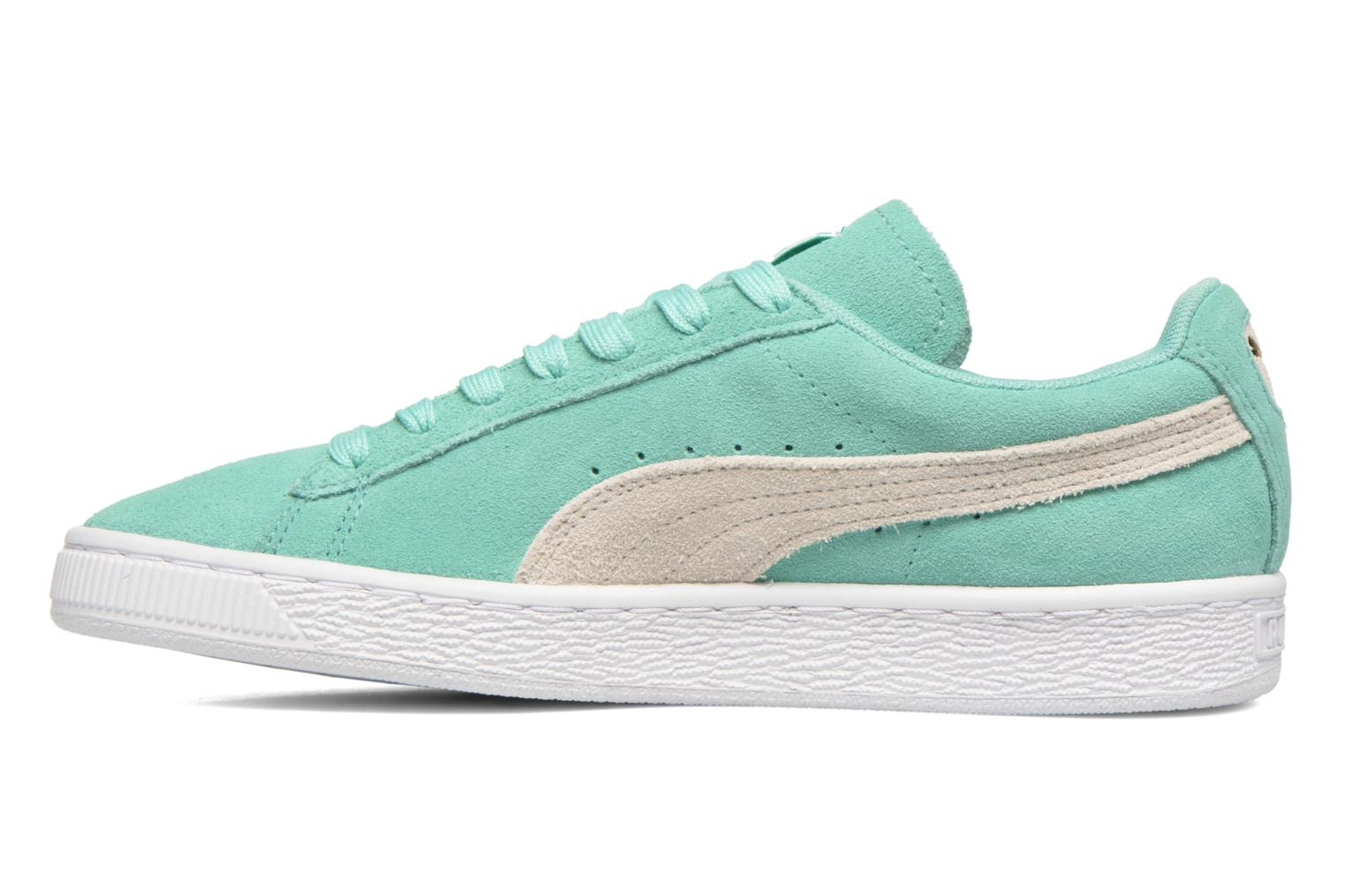 Trainers Puma Suede Classic Wn's Green front view