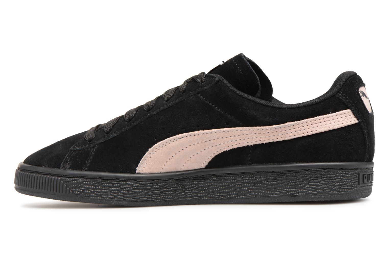 Suede Classic Wn's Puma Black-Pearl