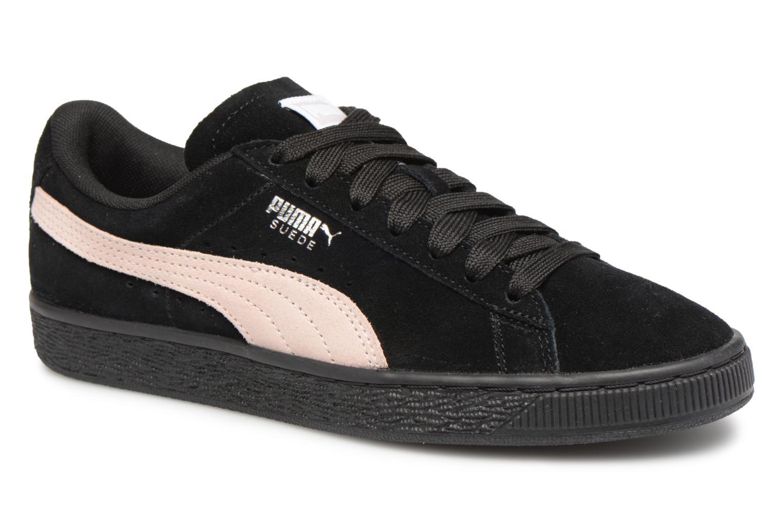 Zapatos promocionales Puma Suede Classic Wn's (Negro) - Deportivas   Zapatos de mujer baratos zapatos de mujer