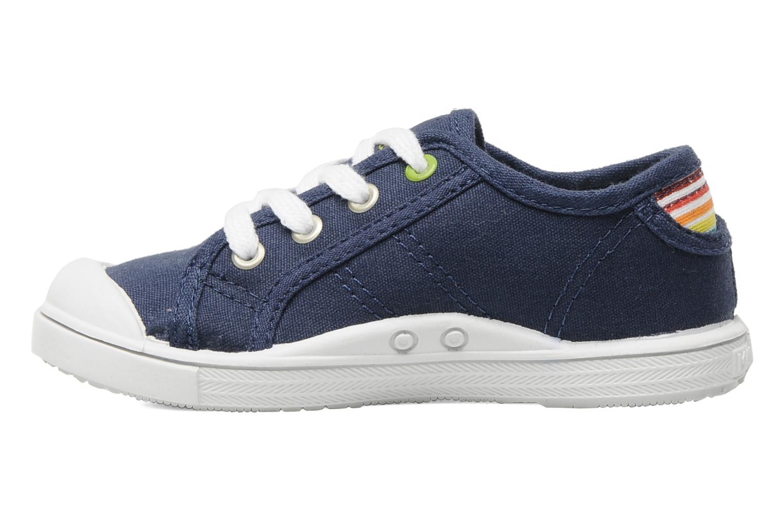 Sneakers Little Marcel Benikids Uni Blauw voorkant