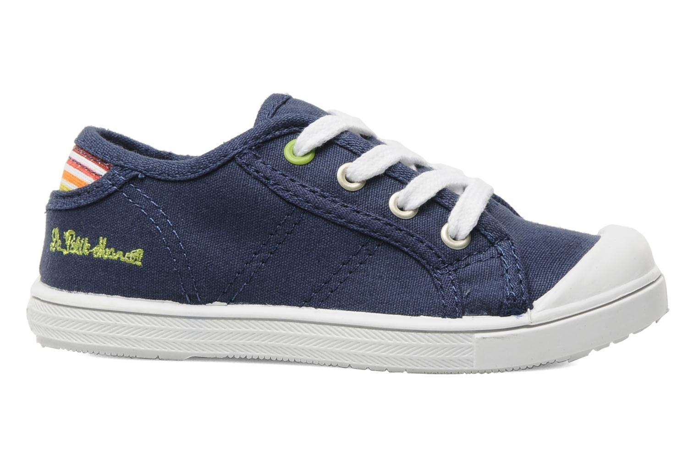 Sneakers Little Marcel Benikids Uni Blauw achterkant