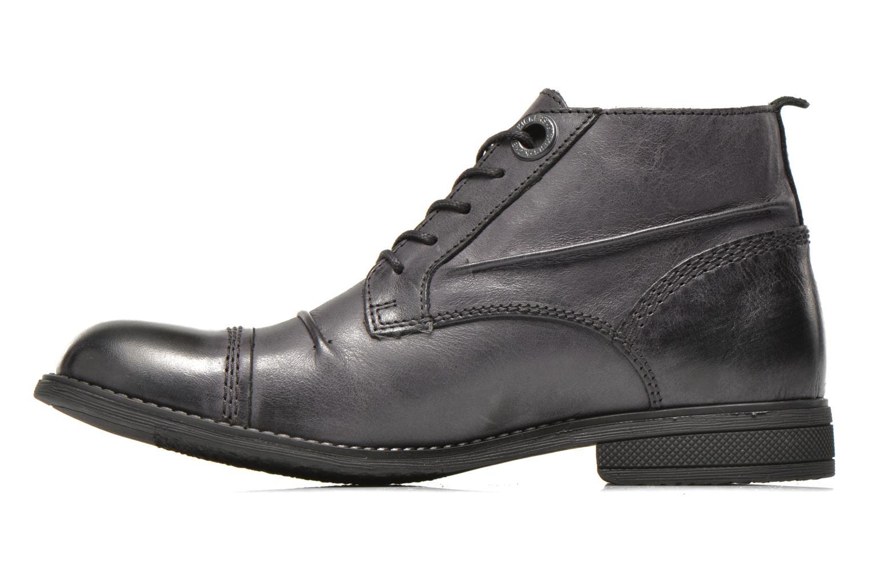 Chaussures à lacets Kickers MASSIMO Noir vue face