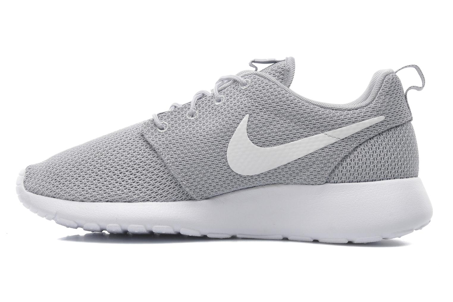 Baskets Nike Nike Roshe One Gris vue face