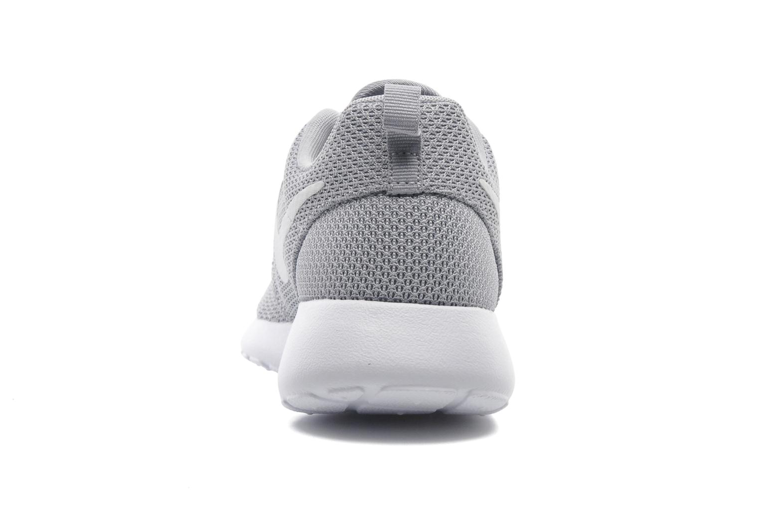 Baskets Nike Nike Roshe One Gris vue droite