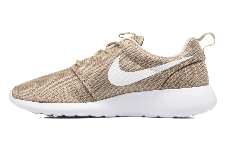 Sneakers Nike Nike Roshe One Beige se forfra