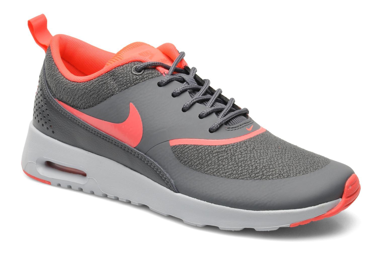 Nike Air Max Thea Grau Orange
