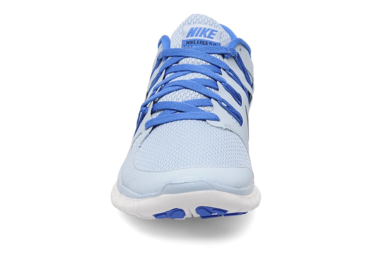 Sport shoes Nike Nike Free 5.0+ Blue model view