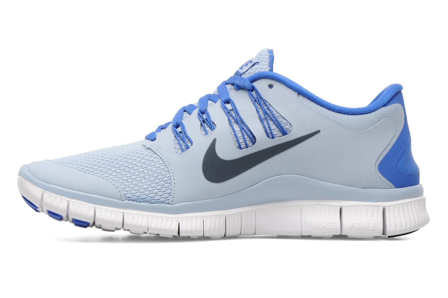 Sport shoes Nike Nike Free 5.0+ Blue front view