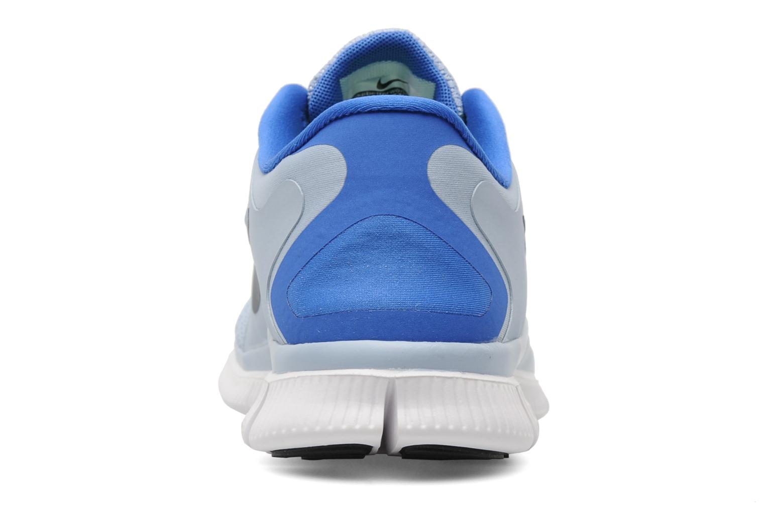 Sport shoes Nike Nike Free 5.0+ Blue view from the right