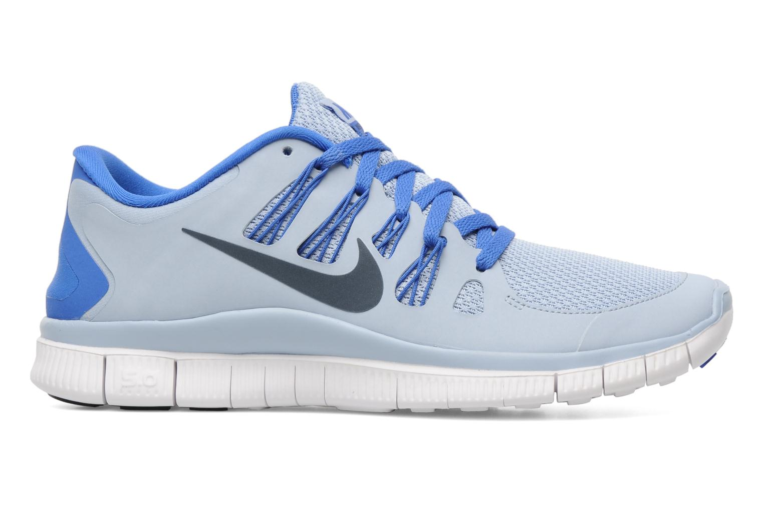 Sport shoes Nike Nike Free 5.0+ Blue back view