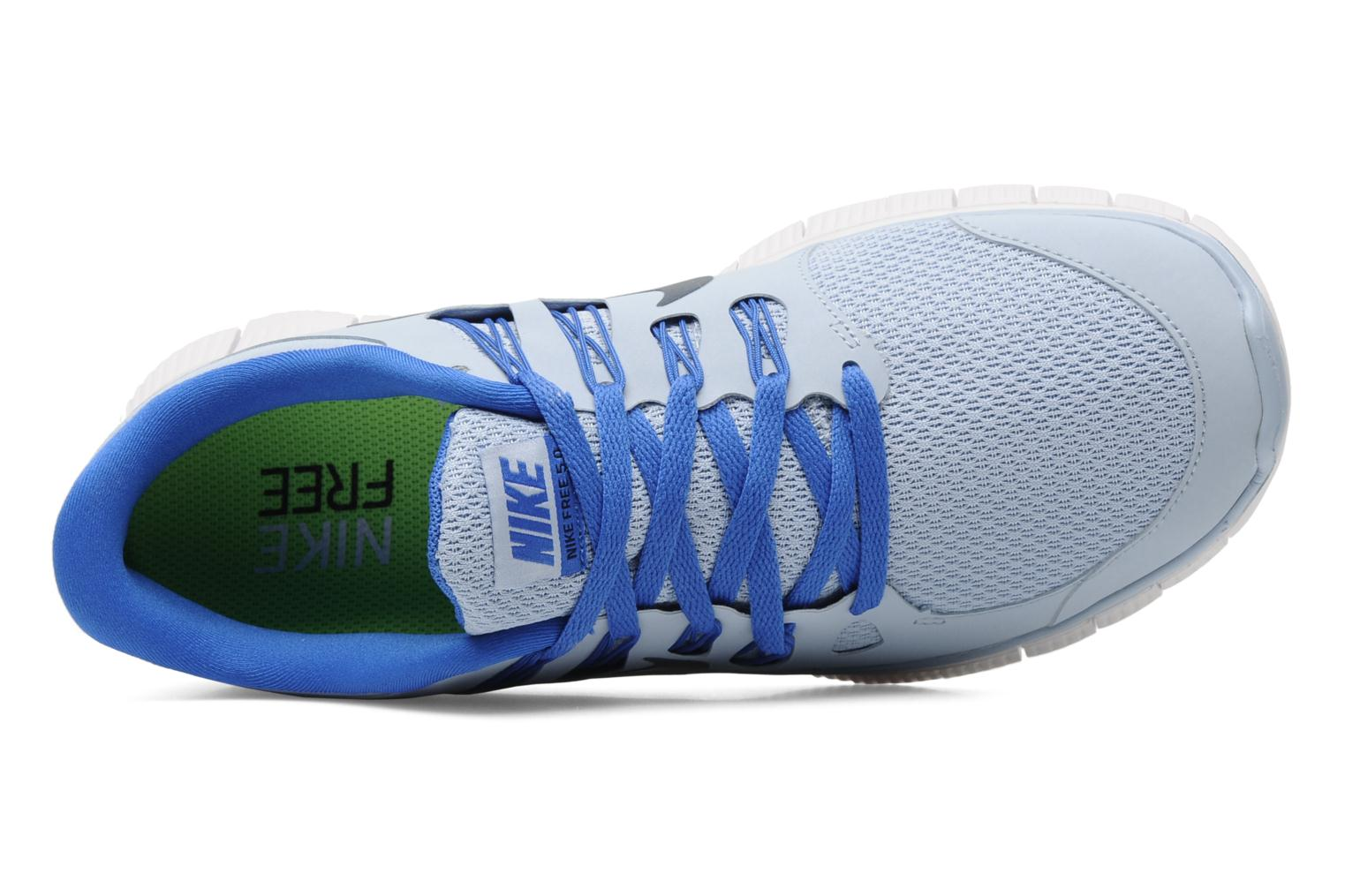 Sport shoes Nike Nike Free 5.0+ Blue view from the left