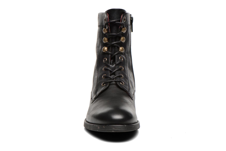 Bottines et boots Kickers ASTRALBIS Noir vue portées chaussures